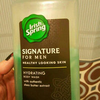 Irish Spring Signature for Men Hydrating Body Wash with Shea Butter Extract uploaded by Melissa S.