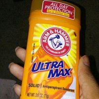 ARM & HAMMER™  Ultra Max™  Solid Unscented Antiperspirant & Deodorant uploaded by Jasmine S.