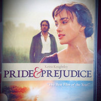 Pride & Prejudice (Blu-ray) (Widescreen) uploaded by Shelby D.