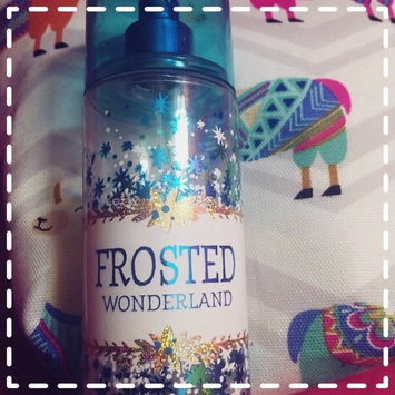 Photo of Bath & Body Works Bath and Body Works Frosted Wonderland 8 Oz Fine Fragrance Mist 2014 Design uploaded by Jenni D.