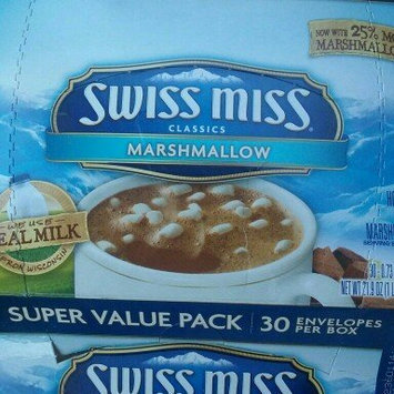 Swiss Miss Milk Chocolate with Marshmallow Hot Cocoa Mix uploaded by kristyn s.