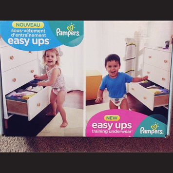 Pampers® Easy Ups™ uploaded by Sarah M.