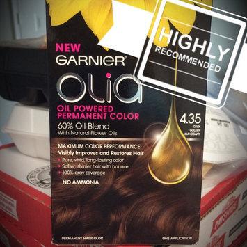 Garnier Olia Oil Powered Permanent Haircolor uploaded by Kelsey S.