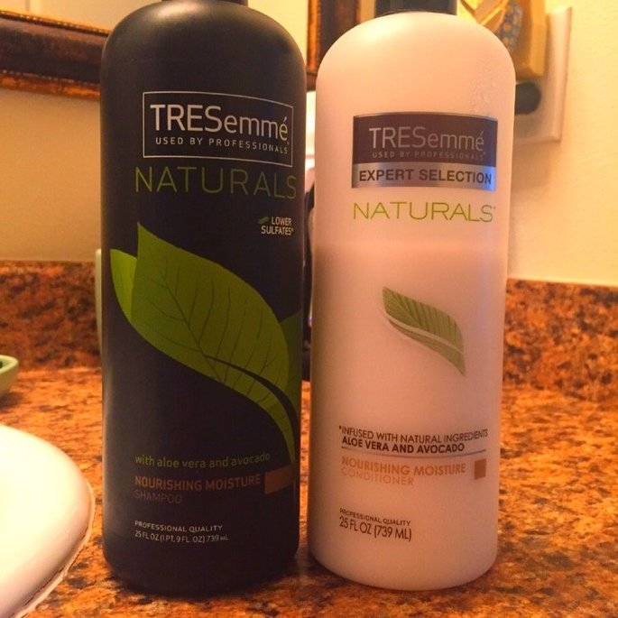 TRESemmé Naturals Nourishing Moisture Shampoo  uploaded by Hayley K.