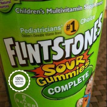 Flintstones Sour Gummies Complete, 180 ea uploaded by Suzanne P.