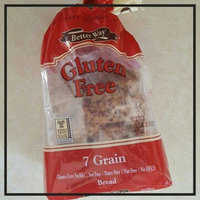 Better Way® Gluten Free 7 Grain Bread 18 oz. Loaf uploaded by Stephanie H.