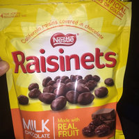 Nestlé Raisinets Milk Chocolate uploaded by Cinnamon C.