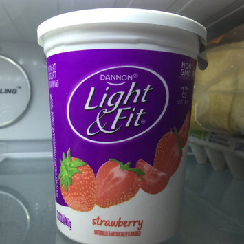 Dannon Light & Fit 60 Calorie Packs Strawberry/Blueberry/Raspberry Nonfat Yogurt - 12 PK uploaded by Mariah D.