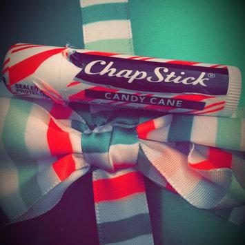 Photo of ChapStick® Candy Cane Lip Balm uploaded by Teresa j.