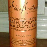 SheaMoisture Cocnut & Hibiscus Bath, Body & Massage Oil uploaded by Brittany L.