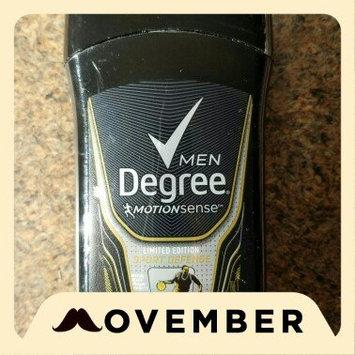 Photo of Degree Men Antiperspirant Deodorant Adrenaline Series uploaded by Ann Marie B.