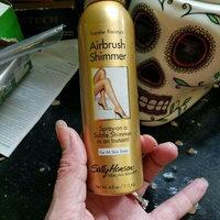 Sally Hansen® Airbrush Shimmer for All Skin Tones Leg Spray uploaded by Tina M.