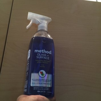 Method Mint Glass Cleaner   uploaded by Raquel G.