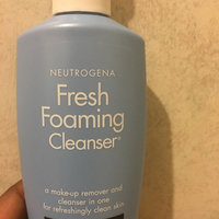 Neutrogena® Fresh Foaming Cleanser uploaded by Brianna P.