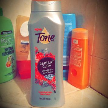 Photo of Tone® Radiant Glow Diamond Dust & Lotus Blossom Illuminating Body Wash 16 fl. oz. Bottle uploaded by Jennifer G.
