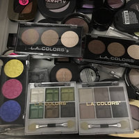 L.A. Colors 6 Color Eyeshadow, Delicate, .14 oz uploaded by Jacqueline L.