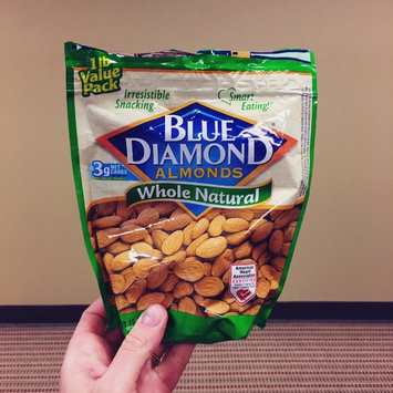 Photo of Blue Diamond® Whole Natural Almonds uploaded by Dawn N.