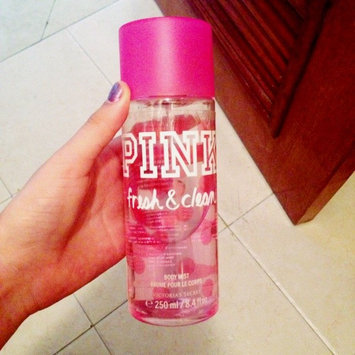 Photo of Victoria's Secret Pink Fresh And Clean Body Mist uploaded by Andrea V.