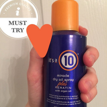Photo of It's a 10 Miracle Oil plus Keratin uploaded by Rebekah F.