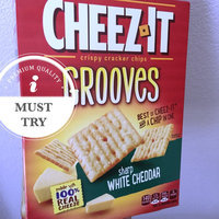 Cheez-It Grooves™ Zesty Cheddar Ranch uploaded by Mhar S.