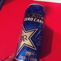Rockstar Zero Carb Energy Drink uploaded by Sydney F.