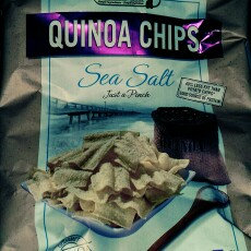 Photo of Simply 7 Quinoa Chips Sea Salt Flavor uploaded by Sarah M.