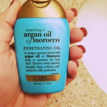 Organix Penetrating Moroccan Argan Oil uploaded by Nicole D.