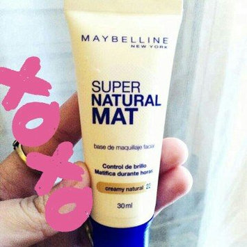 Photo of Maybelline Super Natural Mat uploaded by Ailen Y.