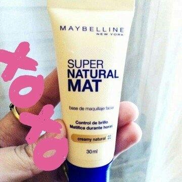 Maybelline Super Natural Mat uploaded by Ailen Y.