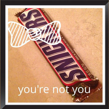 Snickers Chocolate Bar uploaded by Meagan B.