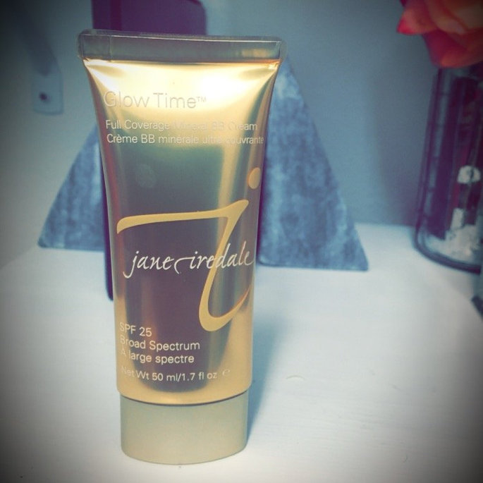 Photo of Jane Iredale Glow Time Full Coverage Mineral BB Cream uploaded by Kristen L.