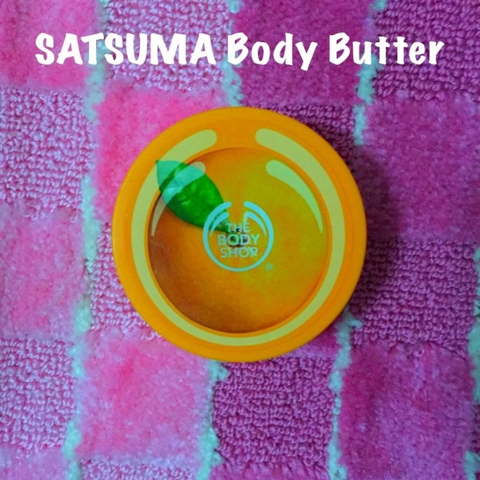 The Body Shop Body Butter, Satsuma, 6.75 oz uploaded by member-bee9b2eb1