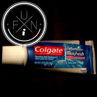Colgate Max Fresh Toothpaste, Fluoride, with Mini Breath Strips, Whitening, Cool Mint, 1 oz. uploaded by Ana P.
