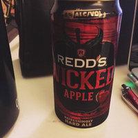 Redd's Wicked Apple Hard Ale uploaded by Claudia B.