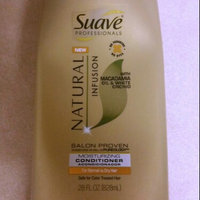 Suave Natural Infusion Macadamia Moisturizing Conditioner uploaded by Latia T.
