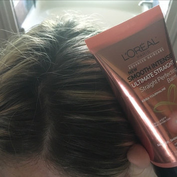 L'Oréal® Paris Advanced Haircare Smooth Intense Ultimate Straight Straight Perfecting Balm 5.1 fl. oz. Tube uploaded by Cait O.