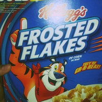 Kellogg's Frosted Flakes Reduced Sugar Cereal uploaded by Mercedes L.