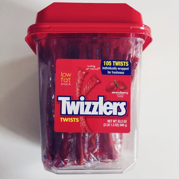 Photo of Twizzlers Bites Strawberry Filled Twists uploaded by Evie W.