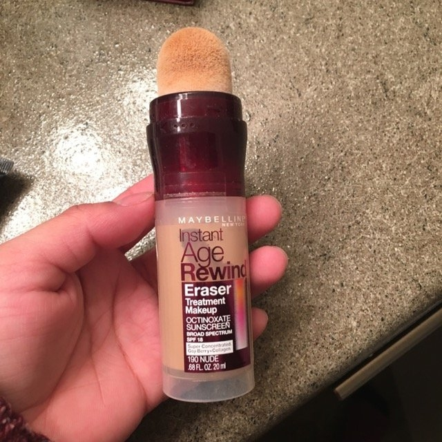 Maybelline New York Instant Age Rewind Eraser Treatment Makeup uploaded by Judith B.