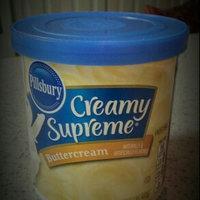Pillsbury Creamy Supreme Frosting Buttercream uploaded by Joanne H.