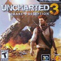Uncharted 3: Drake's Deception (PlayStation 3) uploaded by Ambar C.