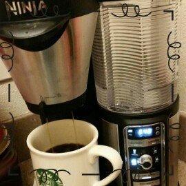 Ninja CFO87 Coffee Bar Coffee Maker uploaded by Samantha J.