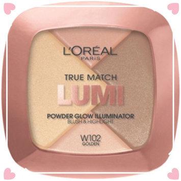 L'Oréal® Paris True Match Lumi Powder Glow Illuminator uploaded by Allison Z.