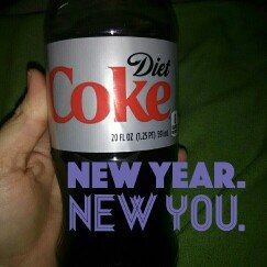Diet Coke uploaded by Shirley H.