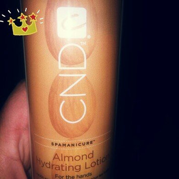 Photo of CND SpaManicure Almond Hydrating Lotion 8 oz uploaded by Carrie P.