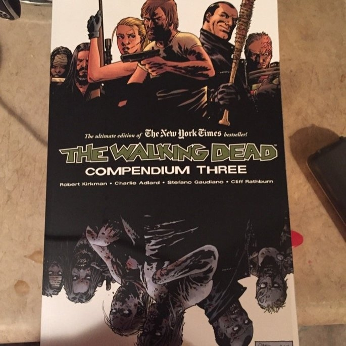 The Walking Dead Compendium, Volume 3 uploaded by Nancy C.