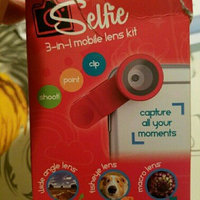 Universal Phone kit Fisheye Fish Eye and Micro Smartphone Camera Mobile Cell Phone Lens - Red uploaded by Dree A.
