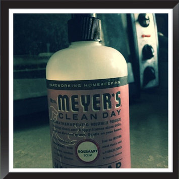 Photo of Mrs. Meyer's Clean Day Rosemary Hand Soap uploaded by Julie S.