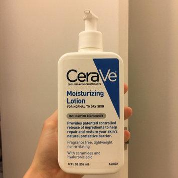 CeraVe Moisturizing Lotion uploaded by Tess S.