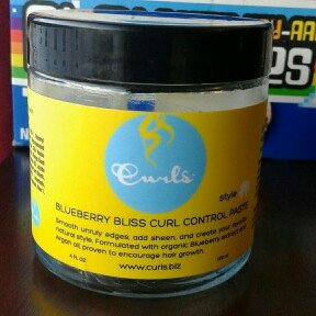 Photo of Curls Blueberry Curl Control Paste - 4 oz uploaded by Cristiane F.